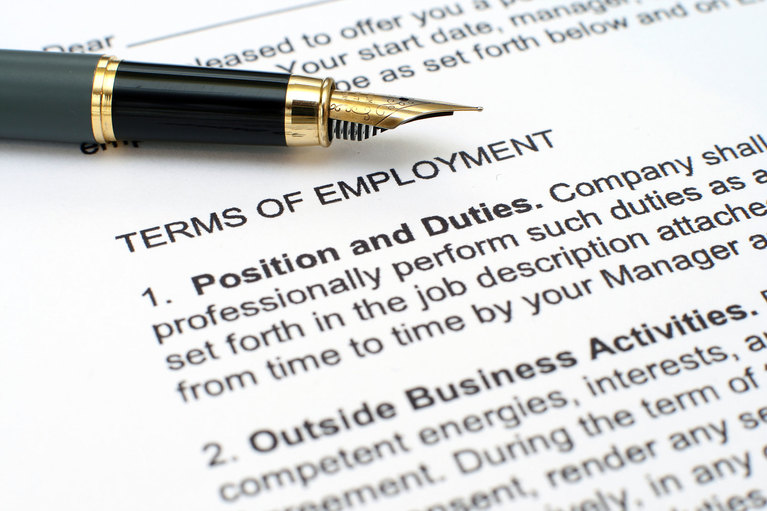 Amazing The Employment Contract, Breach Of Contract And Wrongful Dismissal